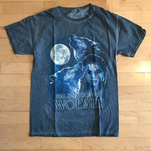 Selena Gomez Wolves T-Shirt